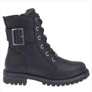 Harley Davidson Stylewood Ladies Leather Boots